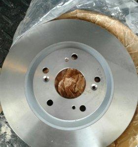 переднии тормозные диски