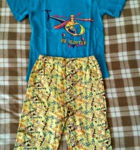 Новая пижама детская (мальчик)