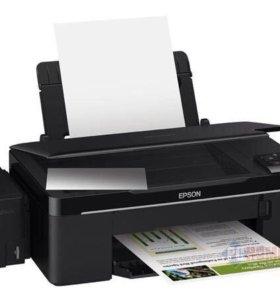 Принтер МФУ Epson l200