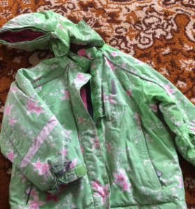 Куртка весна/осень для девочки Icepeak и комбинез