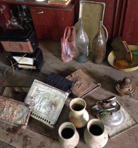 Старинные вещи с чердака в коллекцию
