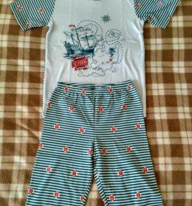 Новая детская пижама (мальчик)