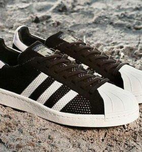 Кроссовки Adidas Superstar 80s Primeknit