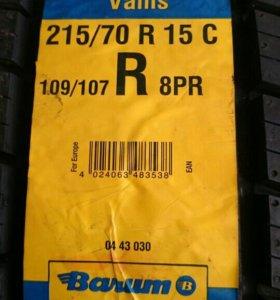 Barum Vanis 215/70R15C 109/107R 8PR