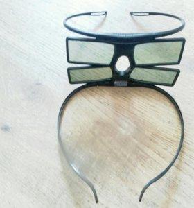 3D очки samsung ssg 4100