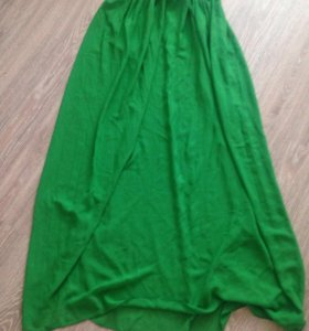 Шифоновые платье и юбка