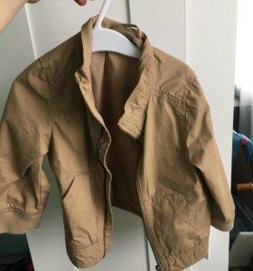 Куртка на мальчика 82 см