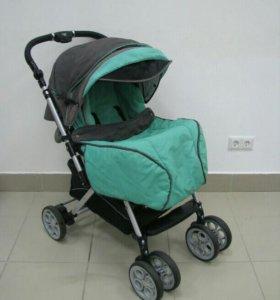 Детская прогулочная коляска Jetem