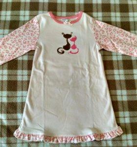 Новая ночная сорочка для девочки