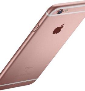 iPhone 6s 16gb розовое золото