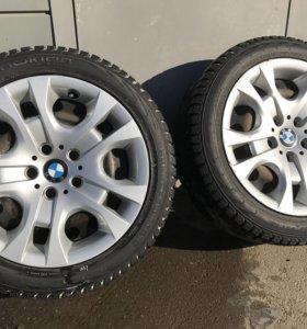 Зимние колёса на BMW