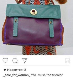 Новая сумка YSL