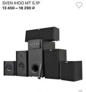 Аудиосистема SVEN 5.1