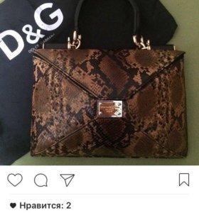 Клатч Dolce Gabbana