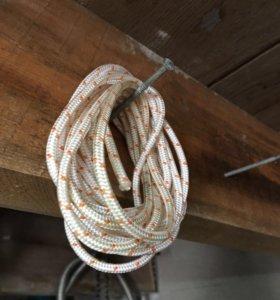 Веревка для бензопилы
