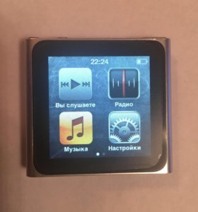 iPod nano 6 (8gb)