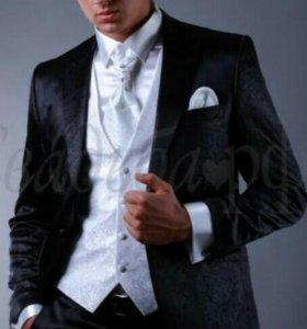 Мужской костюм fabio paoloni milano