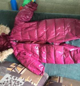 Комбинезон зимний Moncler