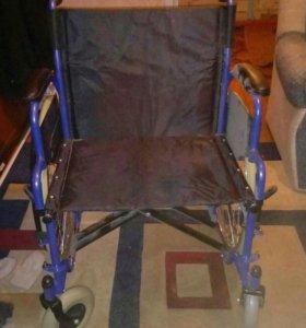 Коляска инвалидная новая