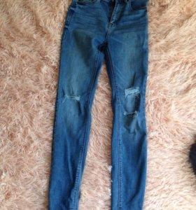 джинсы stradivarius 36