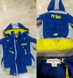 Куртка детскиая