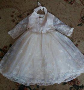 платье детское на праздник  noblene