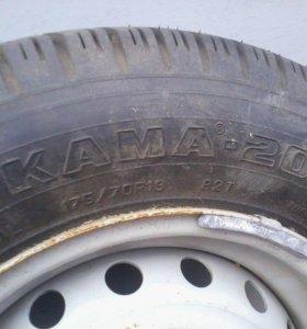 Колёса Кама-205 R13