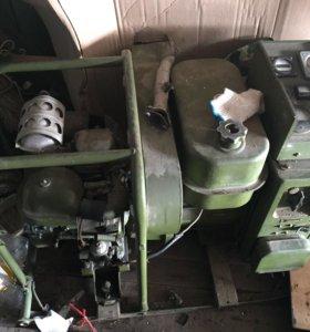 Бензиновый автономный генератор АБ-2-0/230-М1