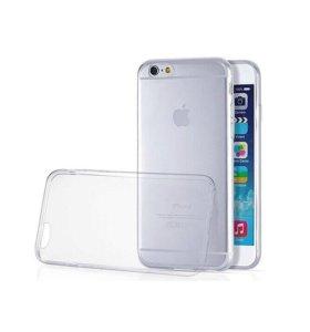 Новый силиконовый чехол для iphone 6/6s Plus