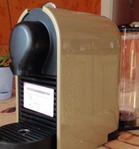 Nespresso капсульная кофемашина