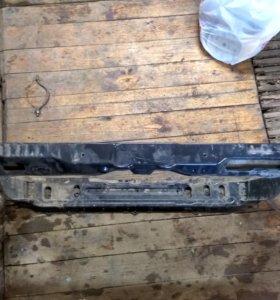Передняя панель kia rio