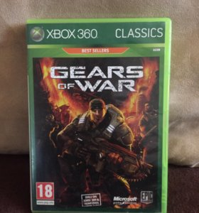 Gears of War для Xbox-360