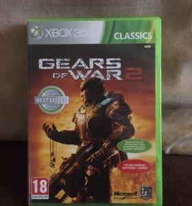 Gears of War 2 для Xbox-360