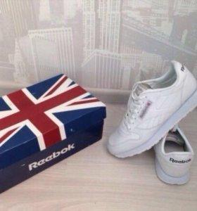 Новые кроссовки Reebok Classic