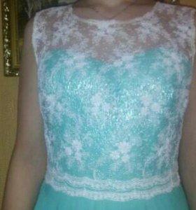 Платье (выпускное)