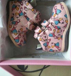Весенние ботиночки Barkito, 18 размер