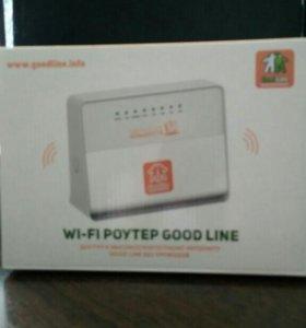 Wi-Fi роутер гудлайн