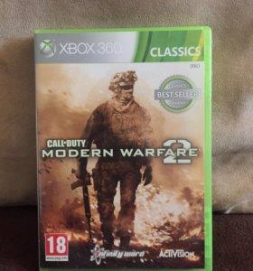 Call of Duty Modern Warfare 2 для Xbox-360; COD MW