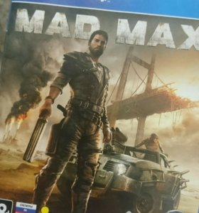 Mad max на ps4 PlayStation 4