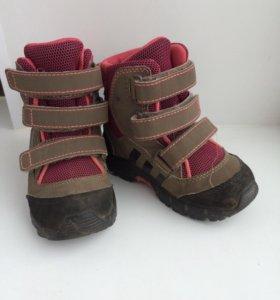 Ботиночки на весну-осень