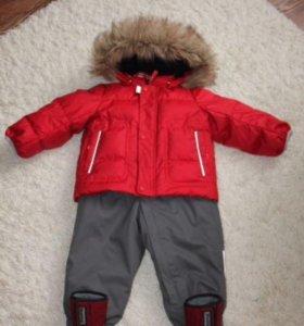Зимняя пуховая куртка 86 reima