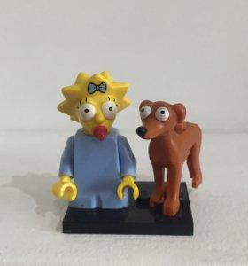Лего Симпсоны