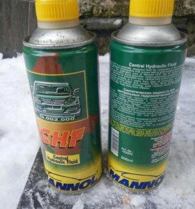 Синтетическая жидкость для центральных гид. систем