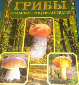 Грибы. Большая энциклопедия