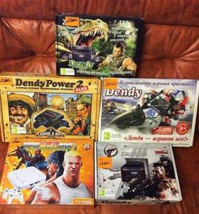 Продам новые Игровые приставки Sega Dendy hamy4