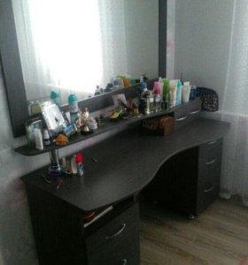 Туалетный стол,зеркало