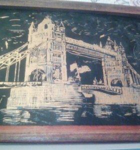 Картина ''Мост''