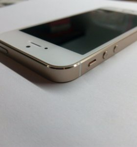 iPhone 5S 16GB.золотой