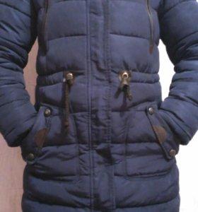 Куртка (парка) женская зимняя