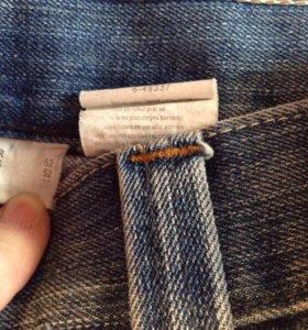 Мужские джинсы бу 52 размер